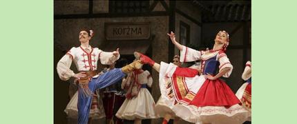 """Estudio de las características rítmicas y melódicas del repertorio de la clase de danzas de carácter-Danza Húngara Nº 5 Brahams<span class=""""educational"""" title=""""Contenido educativo""""><span class=""""sr-av""""> - Contenido educativo</span></span>"""