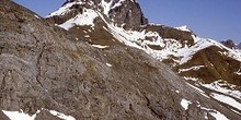Ascención al pico Midi, Francia