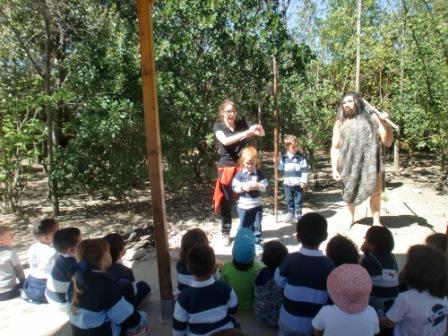 Infantil 4 años en Arqueopinto 2ª parte 3