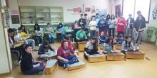 "Alumnos 2º B ESO interpretan ""Jamaica Farewell"" curso 16-17"