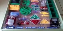 Probando Snap Circuits Green - Grupo 1 (energías alternativas)