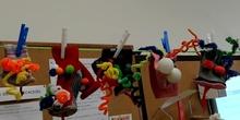 Exposición de marionetas, 3° A y B