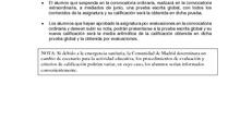 Criterios calificación Química 2ºBachillerato 2021-22