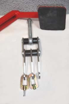 Tirador de tornillos para aluminio