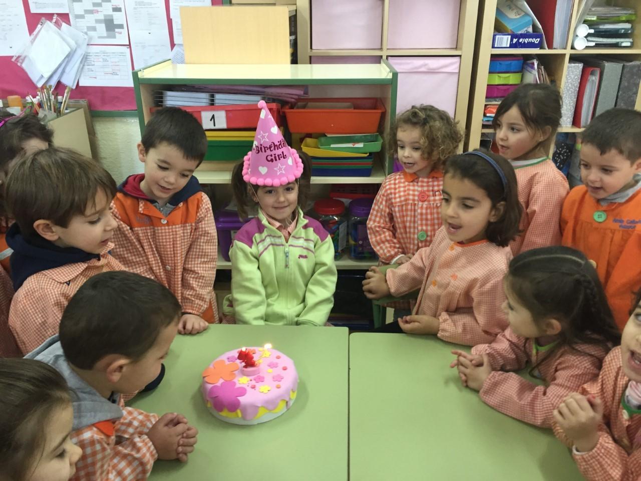 Cumpleaños Isabel 6