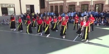Baile de Angola 5º A
