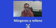 CSS - Márgenes y relleno