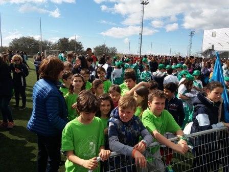 2018-04-09_Olimpiadas Escolares_CEIP FDLR_Las Rozas_Desfile 15