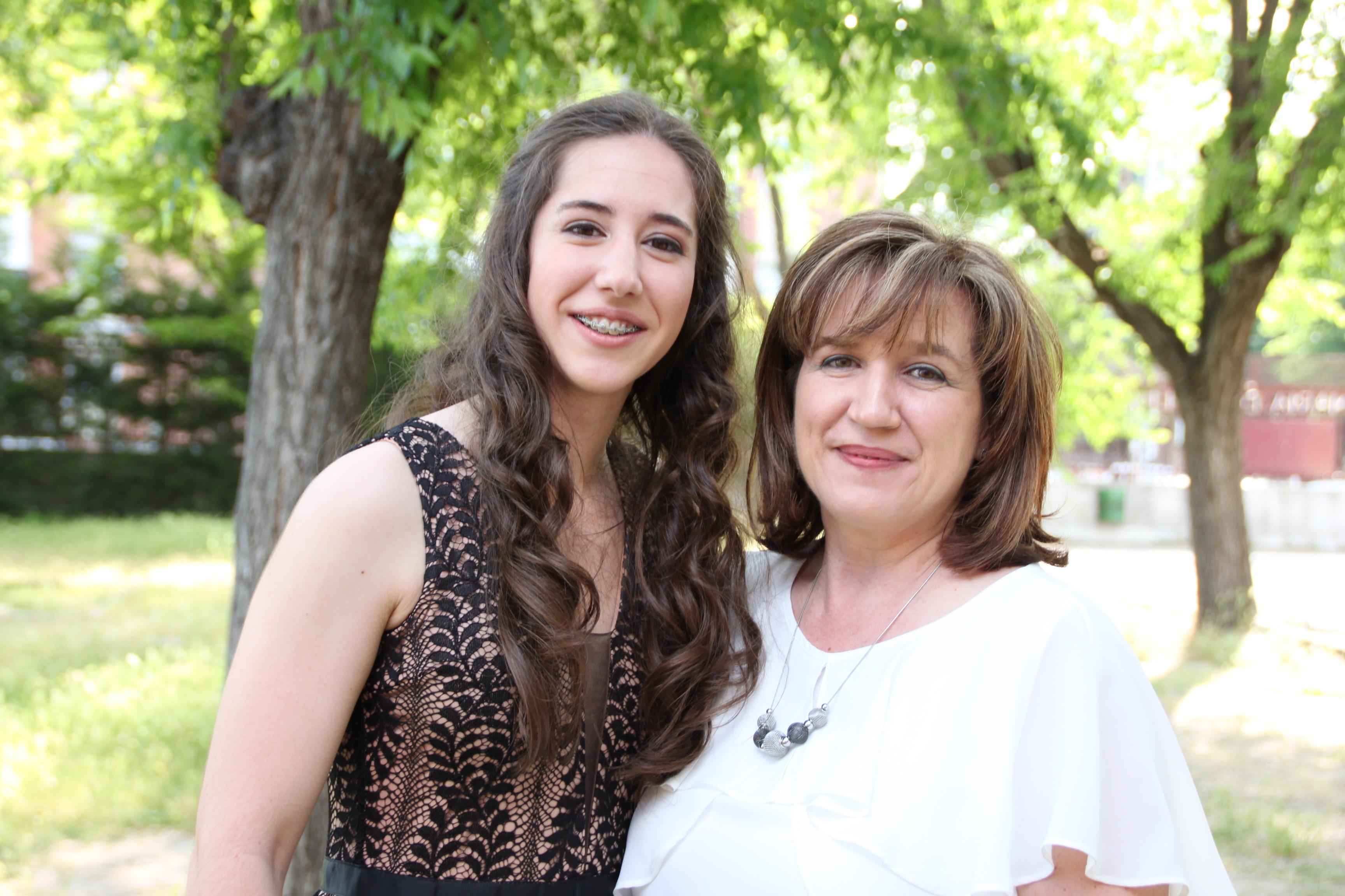 Graduación 2º bachillerato 2017-2018. IES María de Molina (Madrid) (2/2) 50