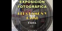 Exposición del curso de fotografía CEPA Ramón y Cajal. Marzo 2021
