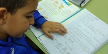 Aprendemos nuestro nombre en Braille 1