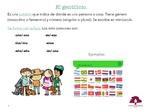 PT - LENGUA CASTELLANA Y LITERATURA - EL GENTILICIO
