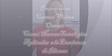 Presentación  Carmen Violeta Oancea