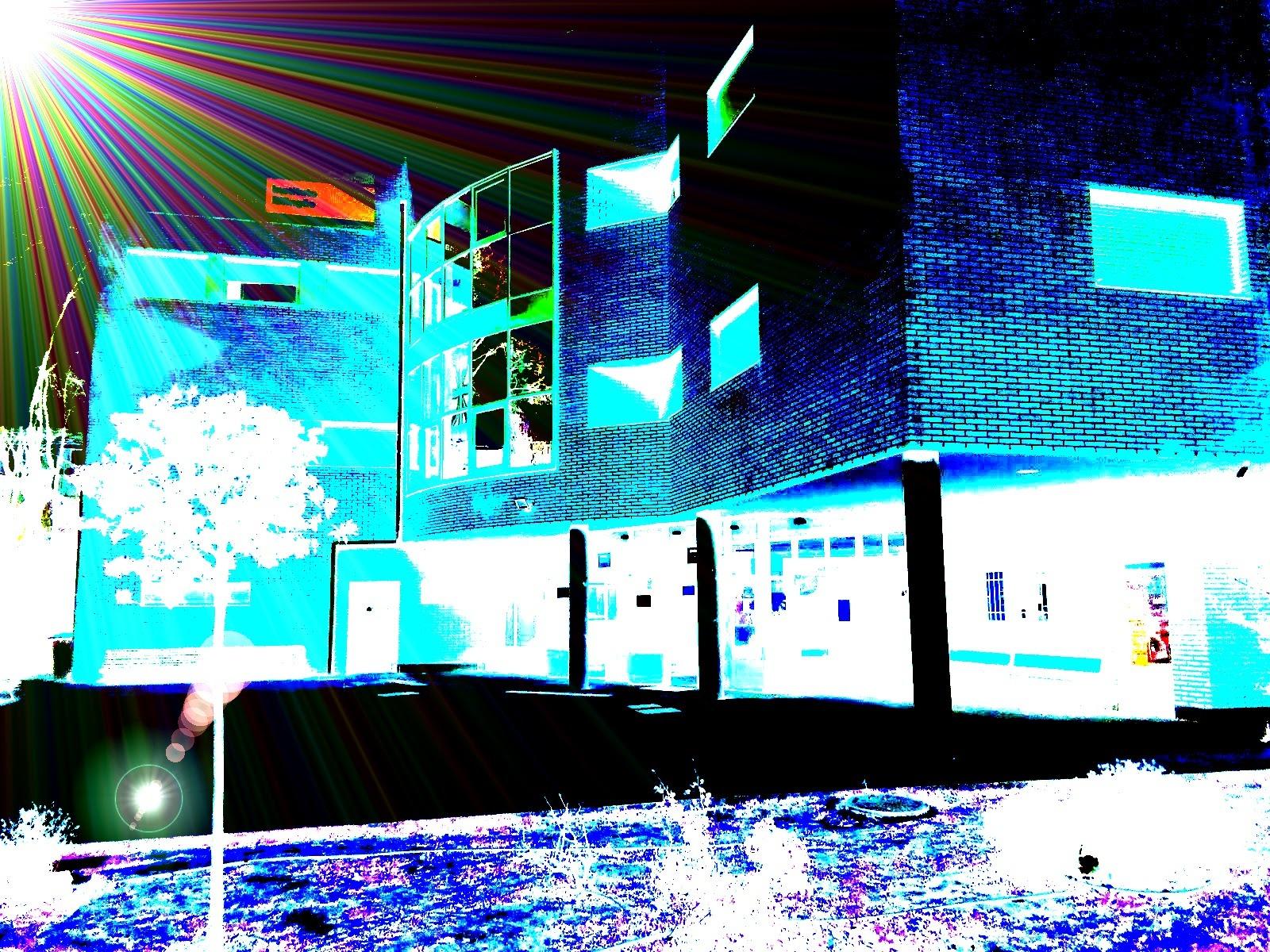 """Imagen digital """"La luz"""" 7"""