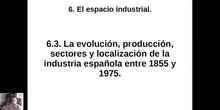 0603 La industria española entre 1855 y 1975