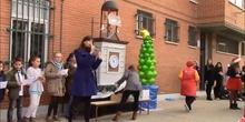 Fiesta de Navidad del CEIP Pinocho. 2016.