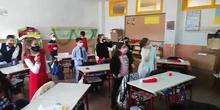 "Christmas Dance ""Madre Tierra"" Class 3ºB"