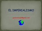 La época del Imperialismo (1870-1914)