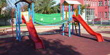 Zona recreativa infantil