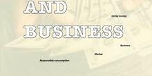 PRIMARIA 5º - CIENCIAS SOCIALES - MONEY AND BUSINESS