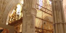Interior de la Catedral de Cuenca, Castilla-La Mancha