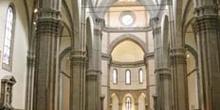Nave central del Duomo, Florencia