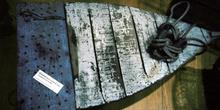 Vivero para conservar vivo el marisco en la mar, Museo Marítimo