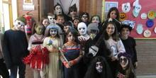 2019_10_30_Sexto B celebra Halloween por todo lo alto_CEIP FDLR_Las Rozas_2019-2020 14