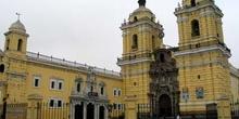 Convento de San Francisco en Lima, Perú