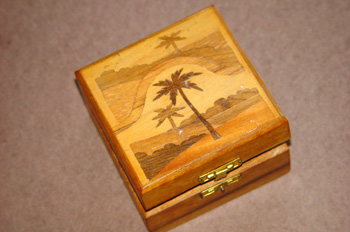 Caja pequeña