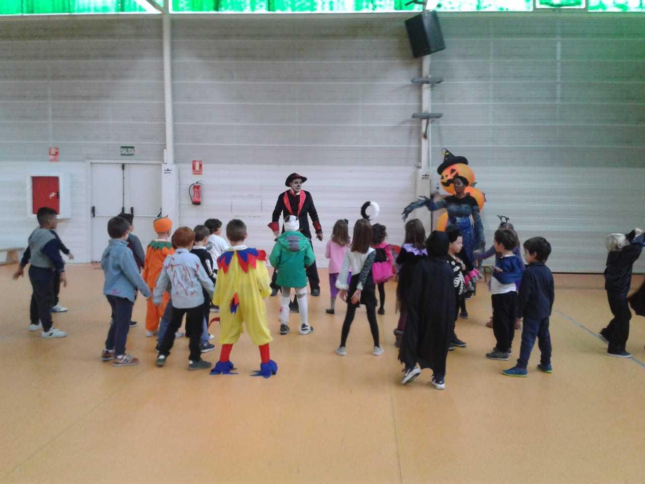 2018_10_31_1º disfruta terrorificamente en Halloween_CEIP FDLR_Las Rozas 38