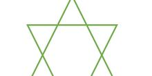 ¿Cuántos cuadrados triángulos hay?