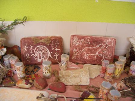 Semana cultural Prehistoria 22