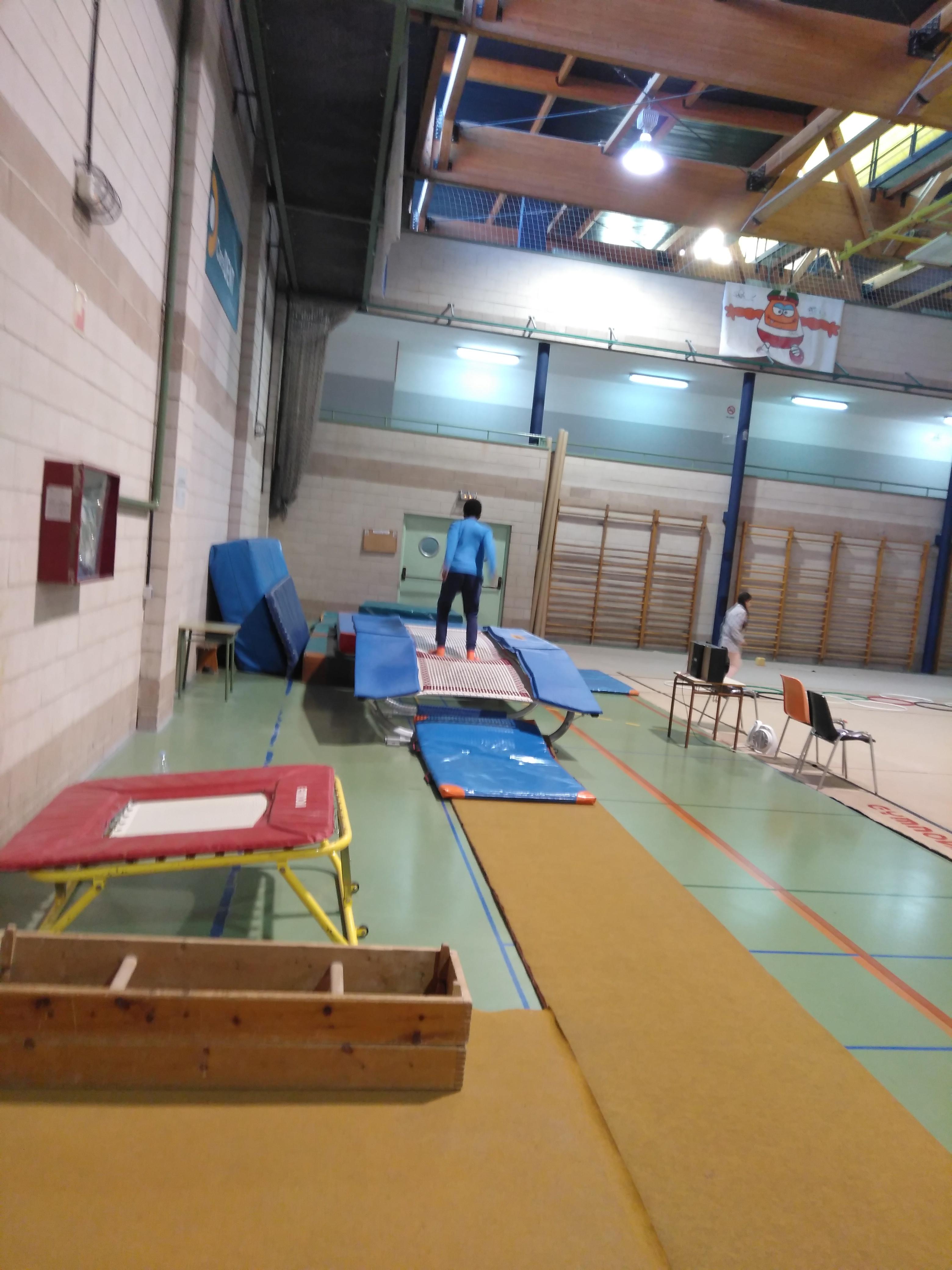 Gimnasia de trampolín 3 3