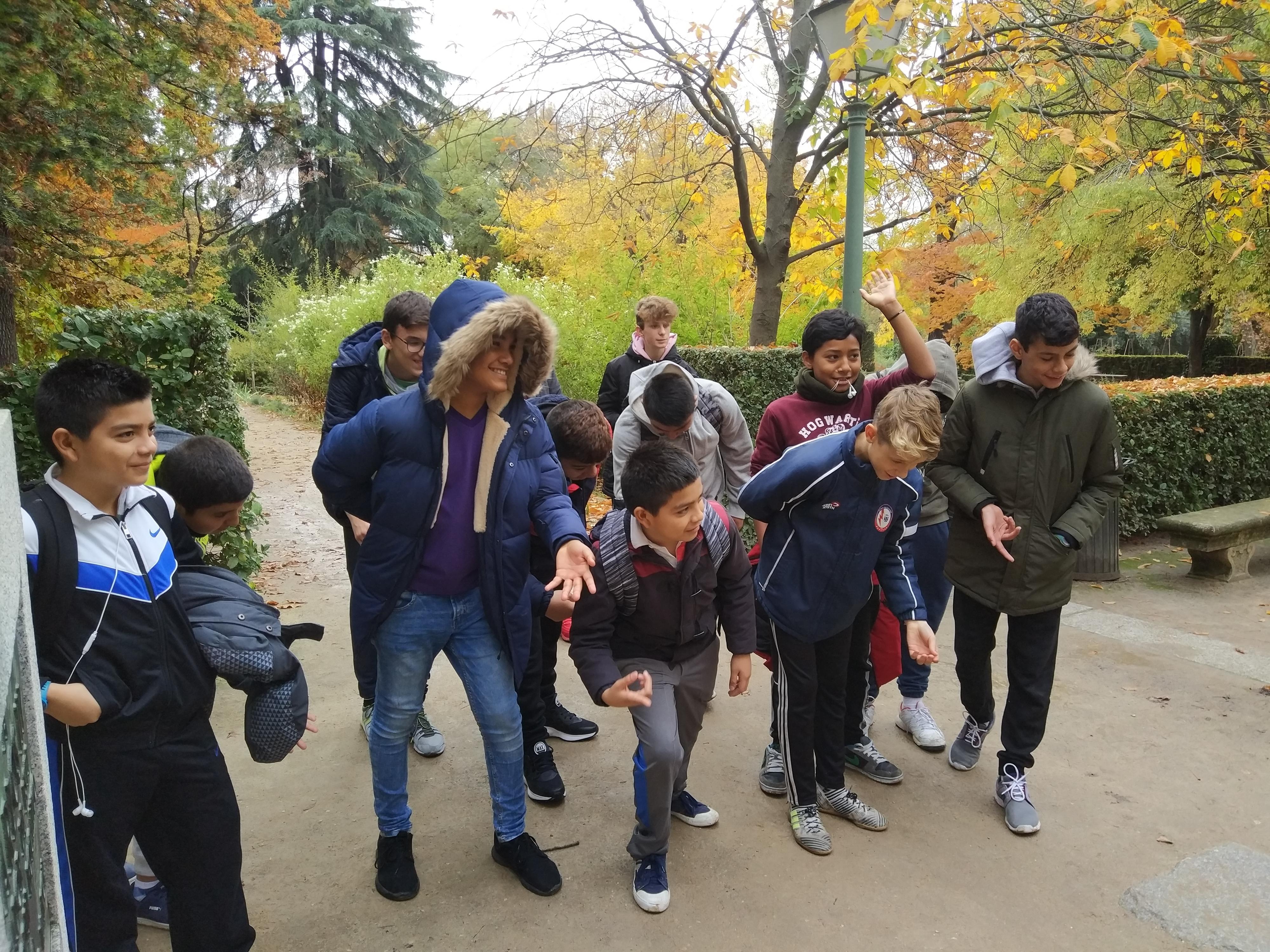 Fotos visita Museo CCNN y Botánico 3