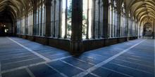 Claustro Catedral de Santa María, Pamplona, Navarra
