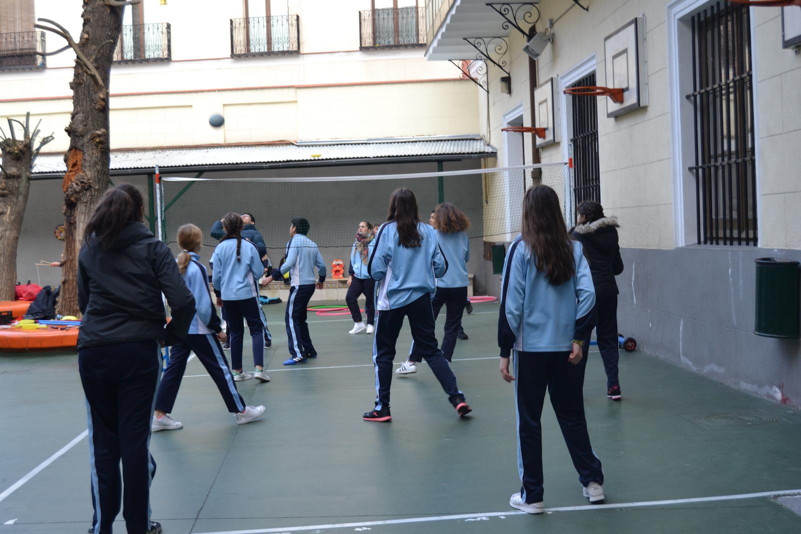 Jornadas Culturales y Deportivas 2018 ESO 2º 6