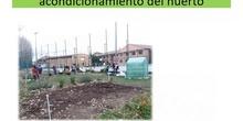 """Proyecto de centro """"Aromáticas y polinizadores"""" curso 2019-20"""