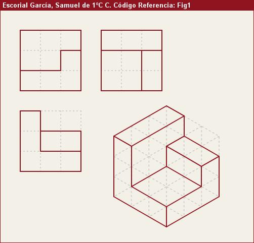 Vistas Diédricas Fig1