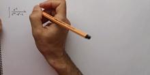 Problemas de integral definida - Ejercicio 5