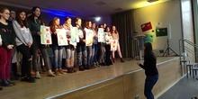Recepción Erasmus+ Encuentro en Frechen-Alemania