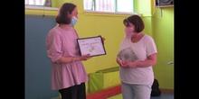 Entrega diplomas PLCCR 2020-21