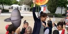Feria del libro infantil 2018. CEIP Poetisa Celia Viñas. Fuenlabrada