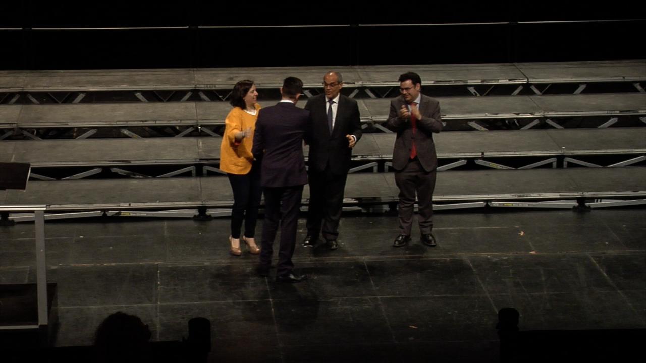 Acto de clausura del XIV Concurso de Coros Escolares de la Comunidad de Madrid 18