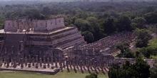 Templo de los Guerreros y Grupo de las Mil Columnas, Chichén Itz