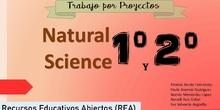 Seminario Trabajo por proyectos en Ciencias Naturales 1º y2º