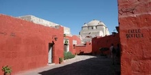 Convento de Santa Catalina en Arequipa, Perú