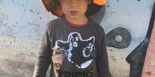 2020_10_30_Las hormigas rojas de Infantil 3B disfrutan de Halloween_CEIP FDLR_Las Rozas