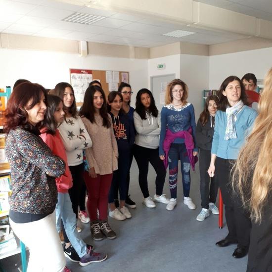 Intercambio Collège les Remparts. Abril 2017 1