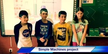 4ºA Simple Machines project 2
